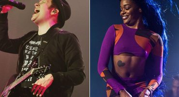 Escucha la colaboración entre Azealia Banks y Fall Out Boy