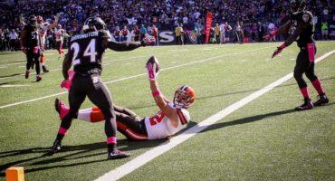 Las 10 mejores jugadas del domingo de NFL