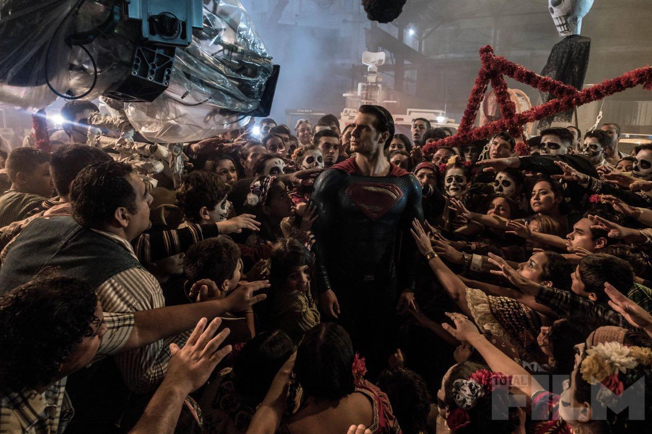 Total Film presenta nuevas imágenes de Batman v Superman: Dawn of Justice