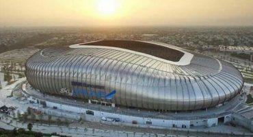 Nuevo estadio de Rayados sufre por invasión de ratas