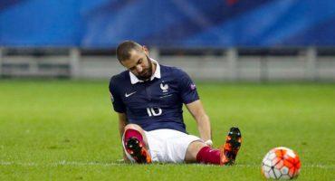 Real Madrid es un hospital; Benzema tres semanas fuera por lesión