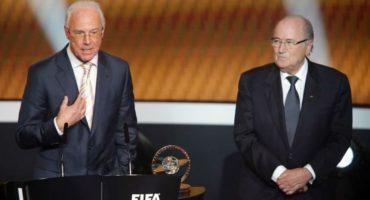 Comité de Ética de la FIFA investiga a Franz Beckenbauer
