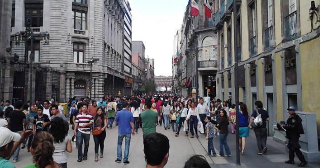 ¿No que no?  Empresarios y comerciantes denuncian extorsión de cárteles en Centro Histórico