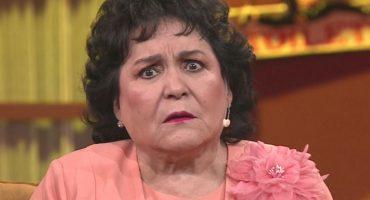 Piden arresto administrativo para Carmen Salinas