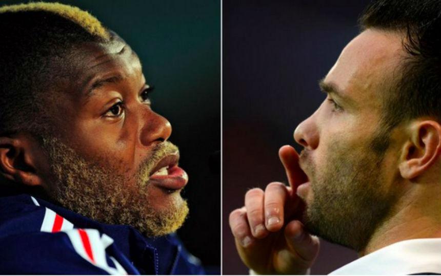 Djibril Cissé es detenido por chantajear a Mathieu Valbuena con supuesto video sexual