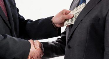 Costo anual de la corrupción en México:  740 mil millones de pesos