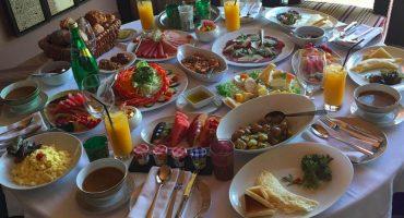 Cristiano comparte en Instagram su manera de desayunar