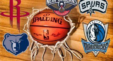 Previa NBA: La División Suroeste será la más peleada en el 'Salvaje Oeste'