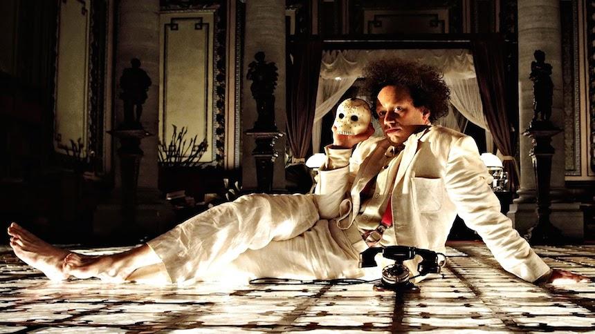 Tenemos en exclusiva el poster de la pelicula 'Eisenstein en Guanajuato', hecho por el mismo Greenaway