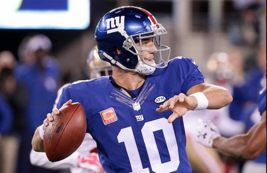NFL Sunday Night Football: Los Giants vencen a los 49ers en el juego de la jornada