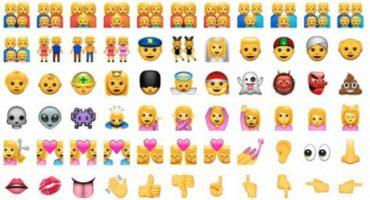 Estos son los emojis que podríamos tener el próximo año