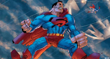 Frank Miller y su polémica nueva versión de Superman (+ memes)