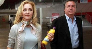 Continúa la novela; Angélica Fuentes demanda en Estados Unidos a Jorge Vergara