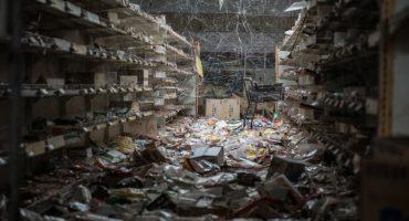 Impactantes fotos a cuatro años del accidente nuclear de Fukushima