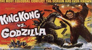 Confirmado: Habrá película de Godzilla vs. King Kong