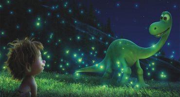 Mira el nuevo trailer de The Good Dinosaur