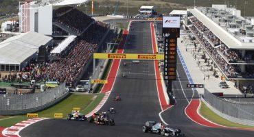 En vivo: Fórmula 1, Gran Premio de los Estados Unidos en Austin, Texas