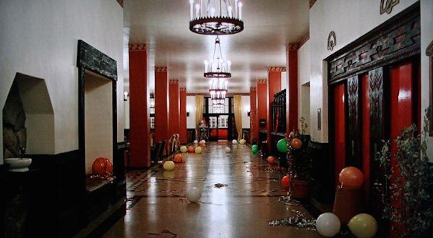 Convertirán el hotel de 'The Shining' en un museo de terror