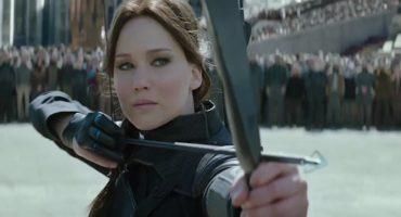 Con ustedes ¡un nuevo trailer de The Hunger Games: Mockingjay part 2!