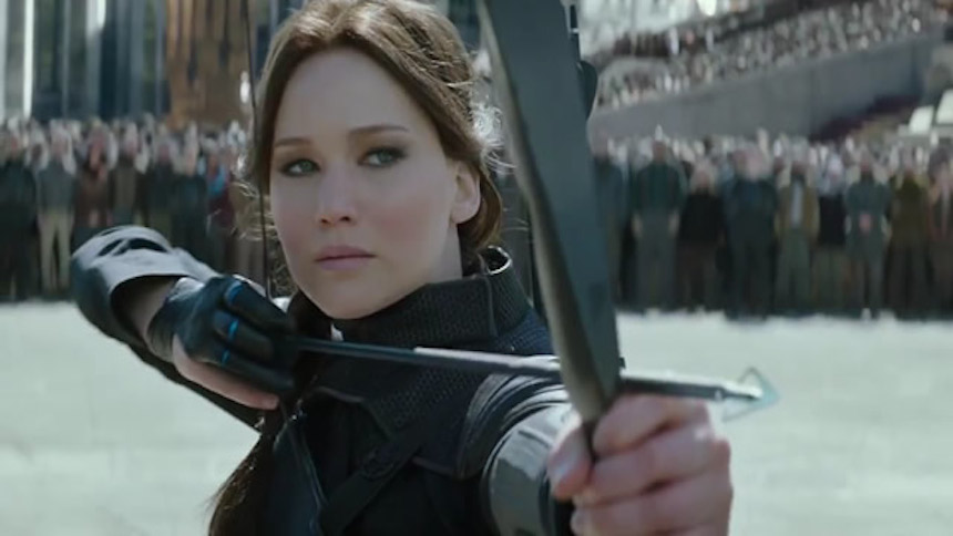 Con ustedes ¡un nuevo trailer de The Hunger Games: Mockingjay part 2!