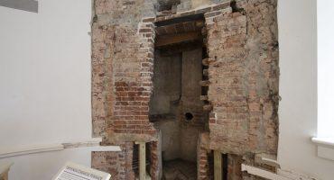 Descubren laboratorio secreto de Thomas Jefferson