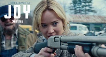 Vean el tráiler oficial de 'Joy', la nueva película de David O. Russell