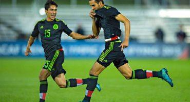 México derrota a Honduras y cierra los grupos del Preolímpico en primer lugar
