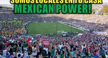 Y con ustedes... los memes del triunfo de México
