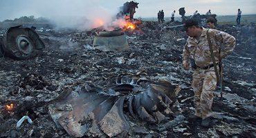 Confirman que el avión de Malaysia Airlines fue derribado por un misil ruso