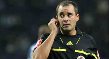 Otro árbitro levanta la voz... Ahora es contra el Benfica