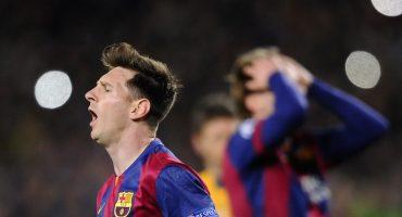 Lionel Messi se perderá el Clásico Español contra el Real Madrid