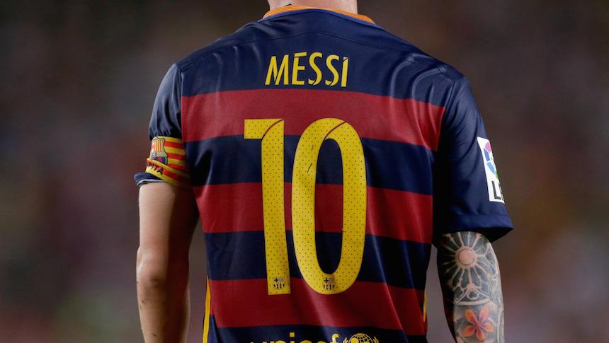 El quinto Balón de Oro será para Messi, según las apuestas
