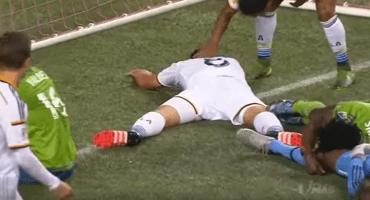 Con todo y Giovani Dos Santos, L.A. Galaxy fue eliminado en los playoffs de la MLS