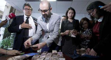 Delegado de Cuauhtémoc denuncia soborno por 1.5 millones de pesos