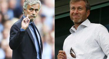 En Inglaterra aseguran que Roman Abramovich le hizo un ultimátum a José Mourinho