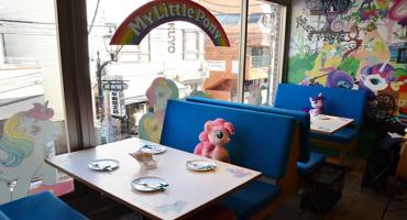 Con ustedes la cafetería de My Little Pony