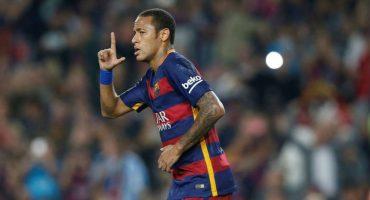 Neymar se vistió de Messi para una victoria más del Barcelona