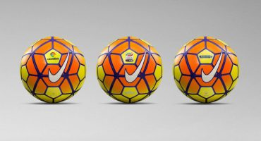 Este es el Ordem 3 hi-vis, el balón para las ligas europeas