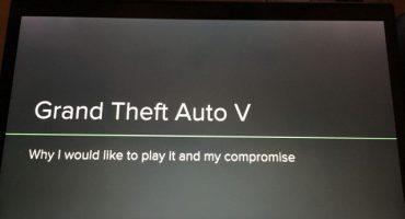 Muchacho de 13 años quiere GTA V; prepara presentación en Power Point