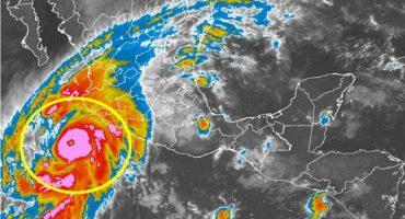 Se cancelan vuelos y eventos presidenciales por Huracán Patricia