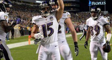 Agonía total: Los Ravens consiguen su primera victoria del año al derrotar a los Steelers