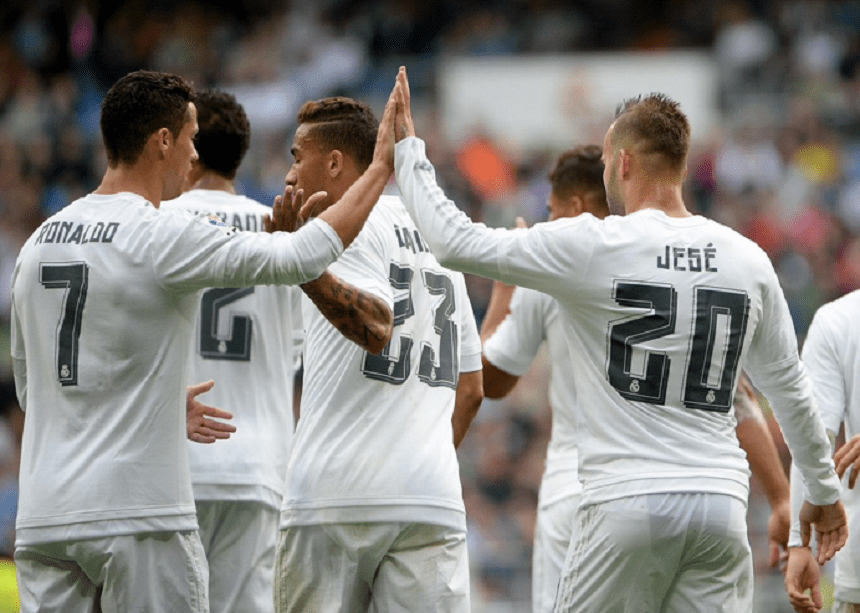 Real Madrid sigue intratable y vence 3-1 a Las Palmas