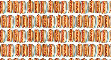 Mundo enfermo y triste: 2% de los hotdogs en EU tienen ADN humano