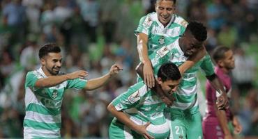 Santos y América firmaron su pase a Cuartos de Final de la Concachampions