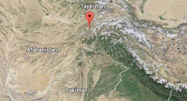 Terremoto de magnitud 7.7 al norte de Pakistán; también afecta Afganistán e India