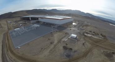 Un vistazo a la nueva planta de TESLA