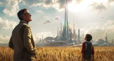Tomorrowland, la futurista historia comandada por George Clooney