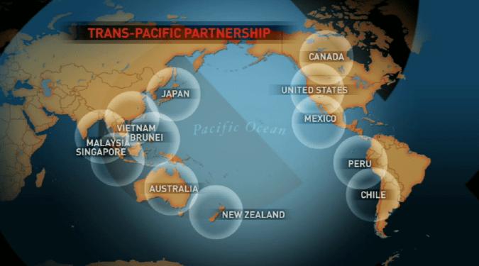 Nueva filtración del TPP; el tratado podría costar vidas