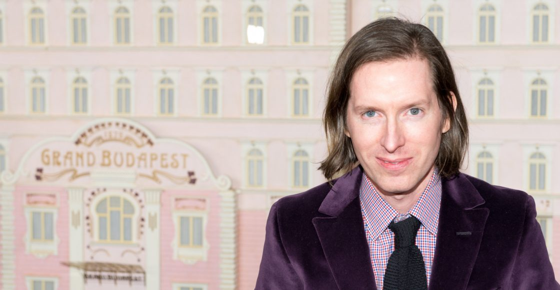 Wes Anderson en Hotel Budapest