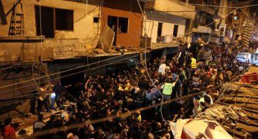 Dos atentados suicidas dejan casi 40 muertos en Líbano